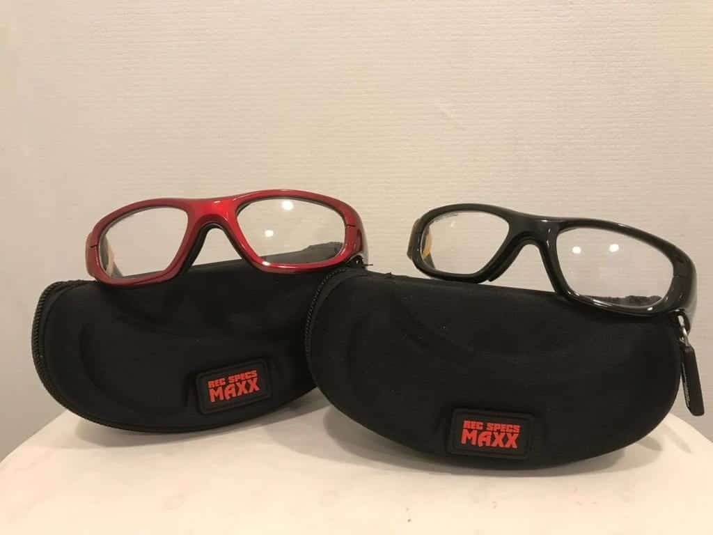 Maxx Spots Specs, Impact resistant eye wear protection - glasses for sports