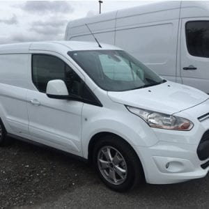 Small van Lease