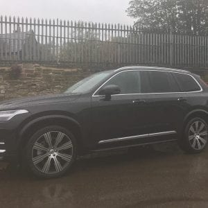 Vovlvo XC 90 lease