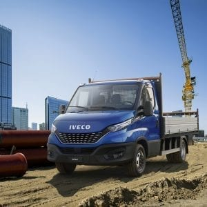 Iveco tipper for Lease Hire