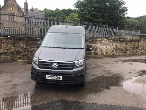 VW Crafter Long-wheelbase for sale