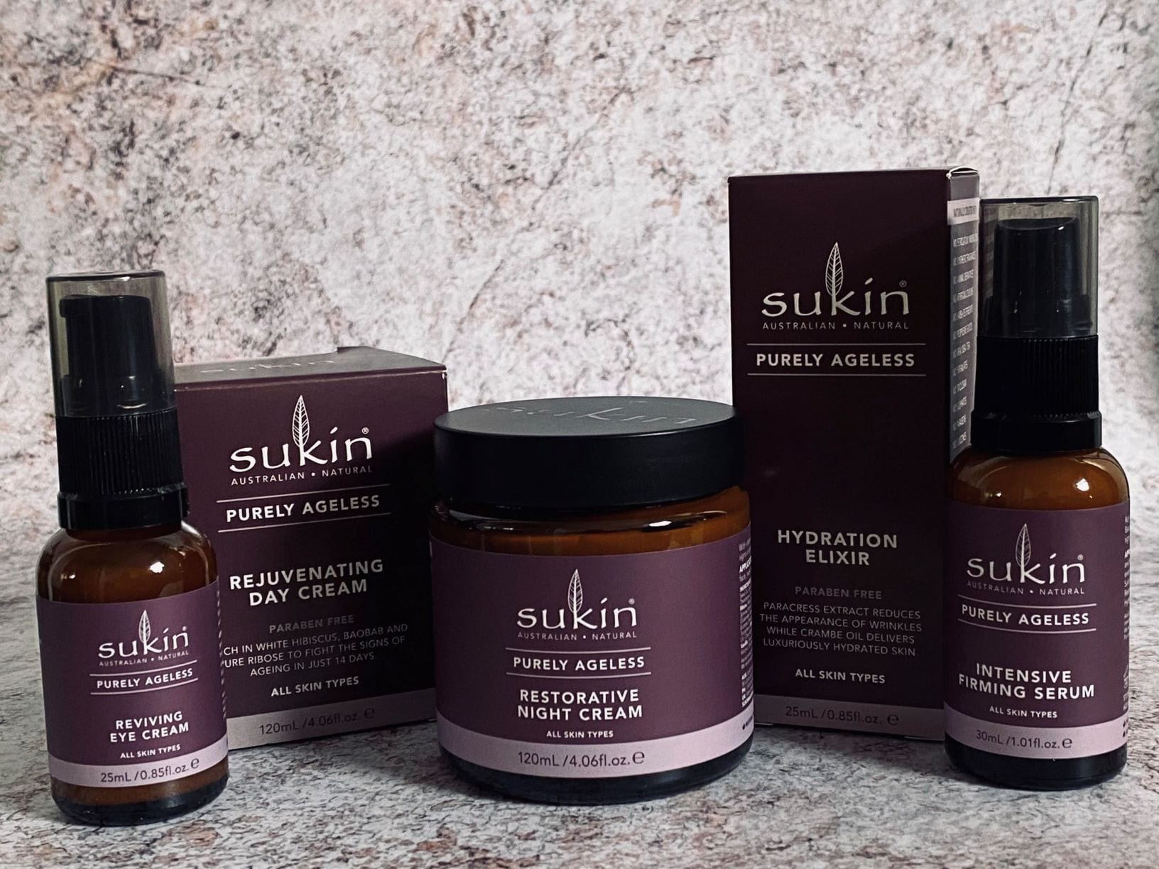 Sukin Products