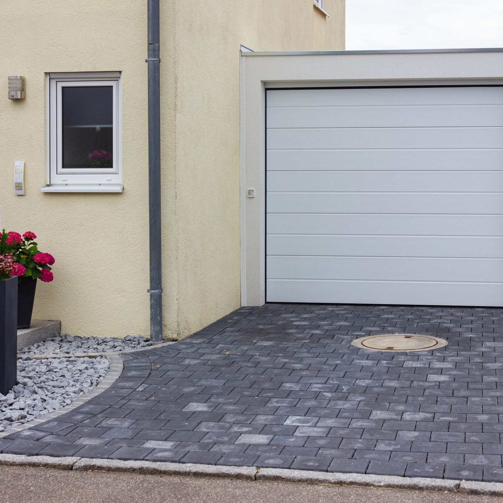 New Driveway built in Barnsley