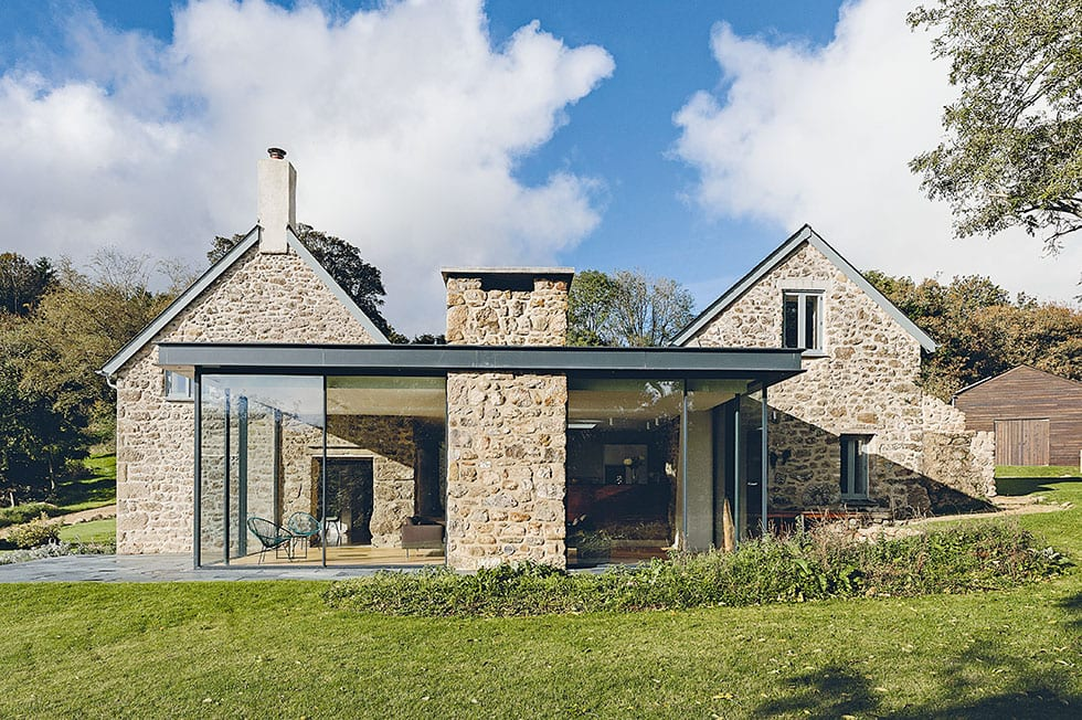 House Build in cumbria