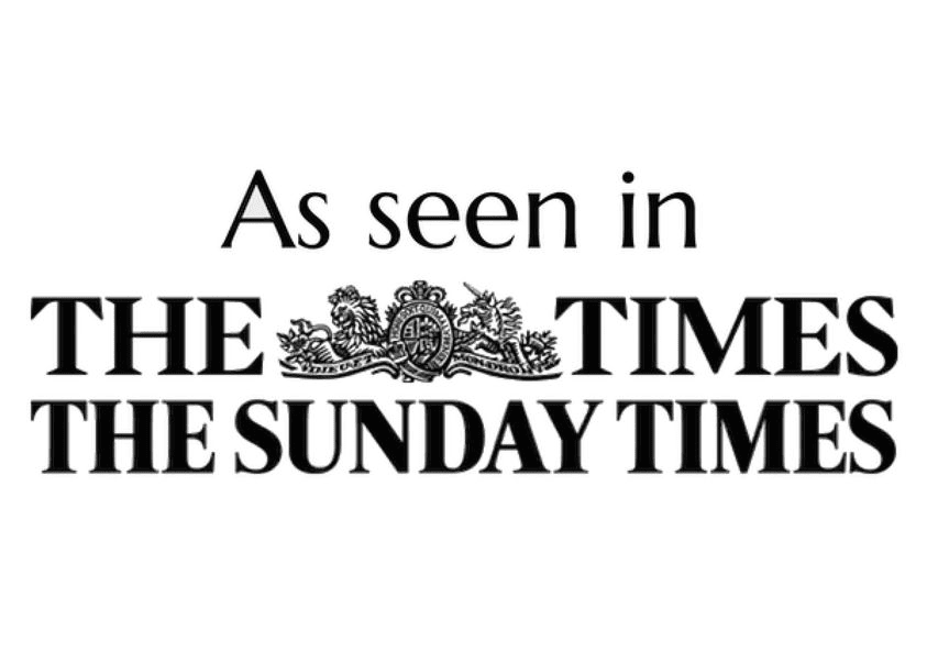 As seen in the sunday times 75