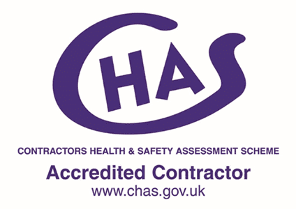 Chas-logo- for builders health and safety scheme