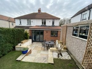 Architectural Services provided for a house Extension in Moortown, Leeds
